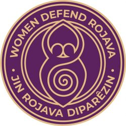 Women Defend Rojava Kassel